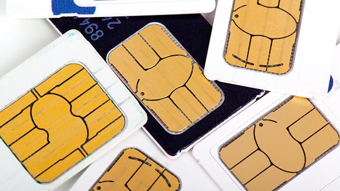 Российские операторы тестируют SIM-карты нового стандарта