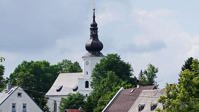 В Чехии восстановили кладбище российских военнопленных