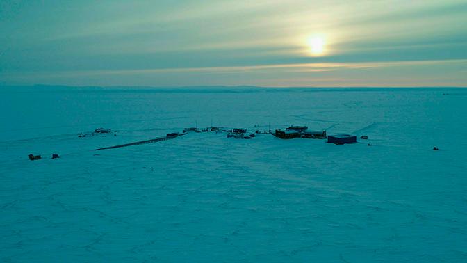 В Антарктике на российской станции произошла поножовщина