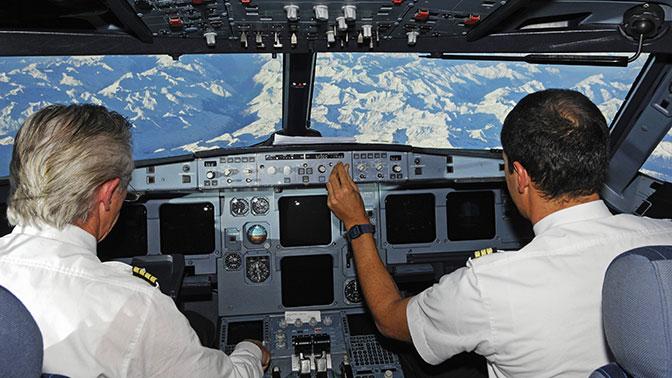 Пилоты озвучили скрываемые отпассажиров секреты