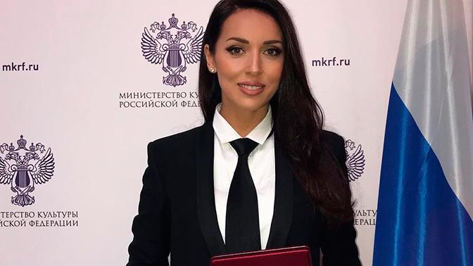 Алсу получила звание заслуженной артистки РФ