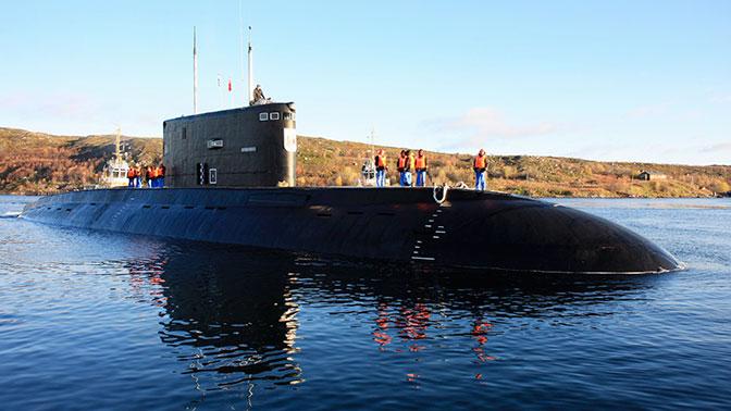 Американский адмирал высоко оценил эффективность российских подводных лодок