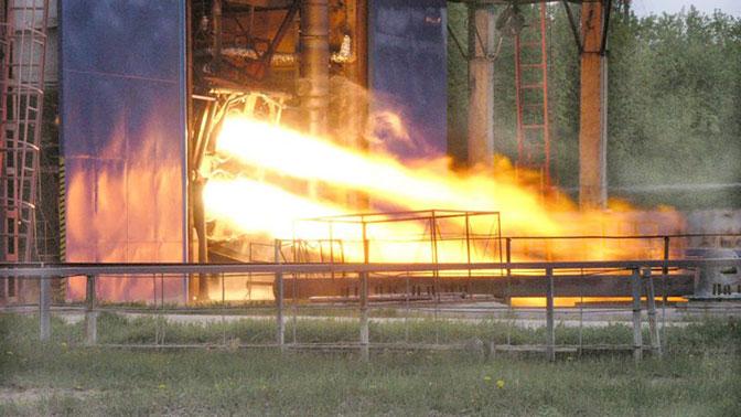 В России успешно испытали ключевую систему ядерного космического двигателя
