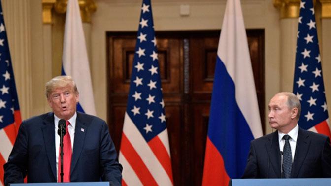Трамп: Моя победа— это худшее что произошло сРоссией