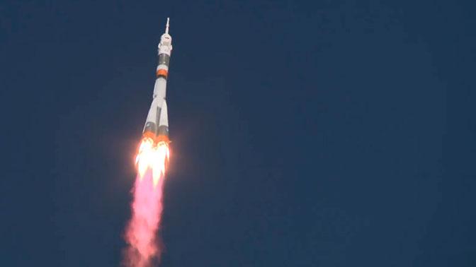 В Роскосмосе назвали причину аварии «Союза»