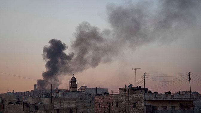 Боевики обстреляли сирийскую провинцию Латакия