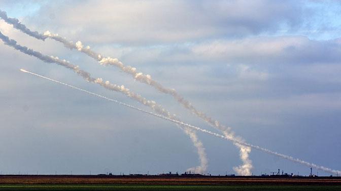 ВСУ впервый раз  за19 лет применили научениях мобильную ЗРК С-300В1