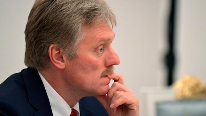 Песков прокомментировал возможное ужесточение антироссийских санкций США