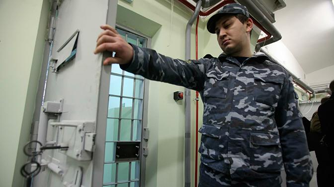 Вячеслав Цеповяз дал показания по уголовному делу против своих надзирателей