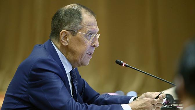 Лавров и Чавушоглу обсудили подготовку к встрече по Сирии