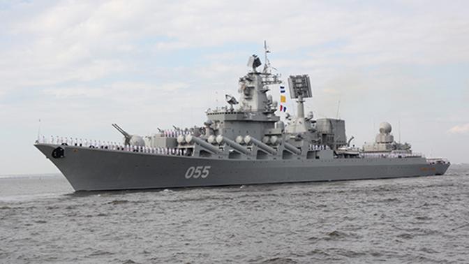 Испанский порт Сеута отменил санкции против кораблей ВМФ России