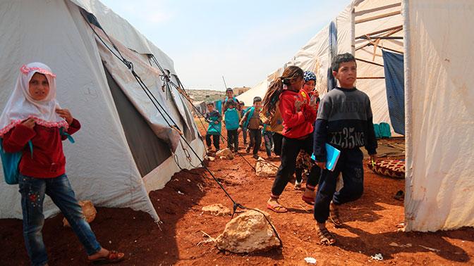 Иордания заявила о намерении ликвидировать сирийский лагерь «Рукбан»