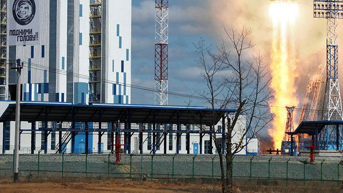 'Роскосмос' прекратит эксплуатацию ракеты 'Союз-ФГ' в следующем году