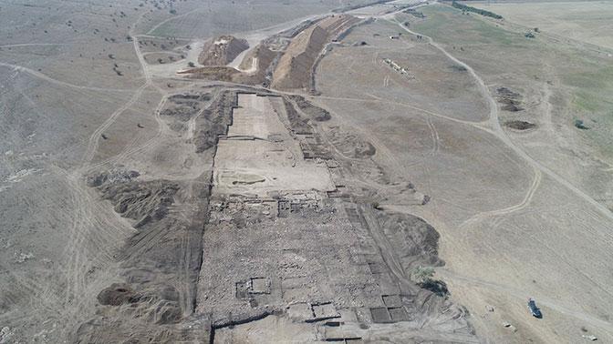 Город древних греков нашли на месте строительства железной дороги в Крыму