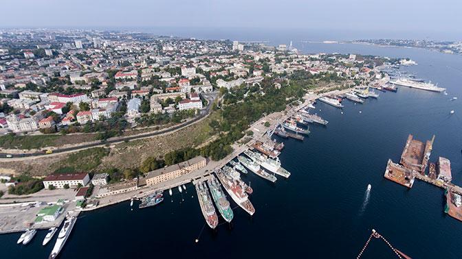 МВФ признал Крым частью России