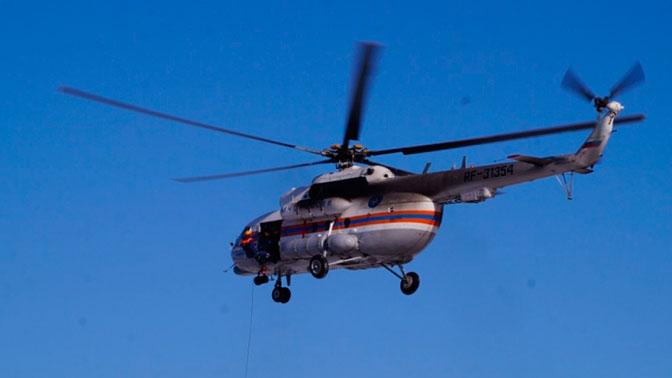 На поиски пропавших в Якутии оленеводов вылетел вертолет