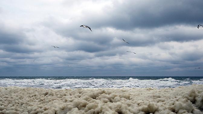 Украинский буксир в Черном море подал сигнал бедствия