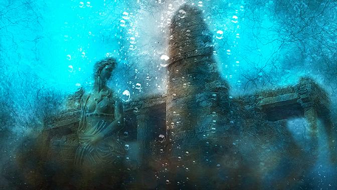 «Больше не миф»: ученые обнаружили «руины» загадочной Атлантиды вблизи Испании