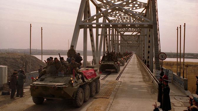 В Госдуме предложили пересмотреть современное отношение к вводу войск в Афганистан
