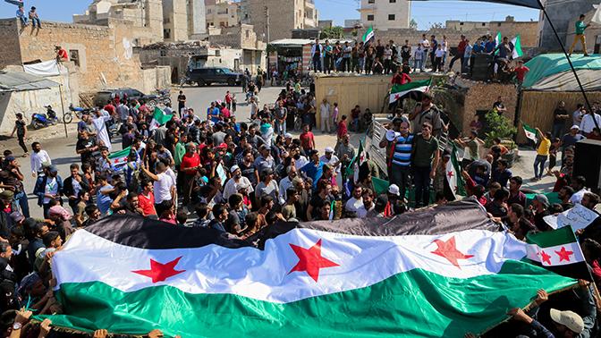США заявили, что выступают за территориальную целостность Сирии