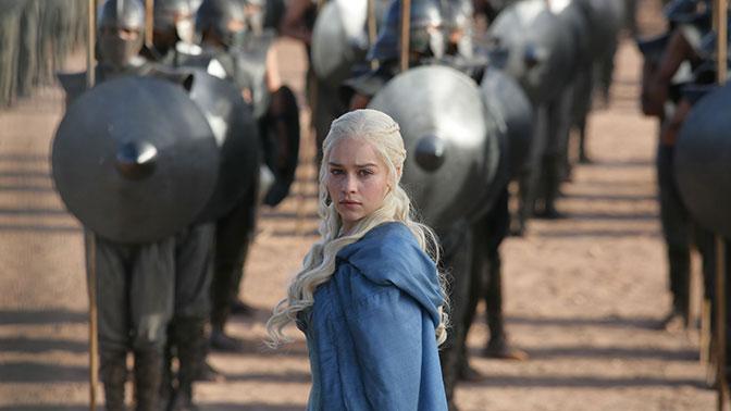 Для сериала «Игра престолов» снят специальный эпизод
