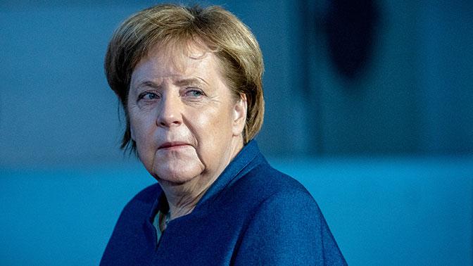 Меркель объяснила необходимость антироссийских санкций