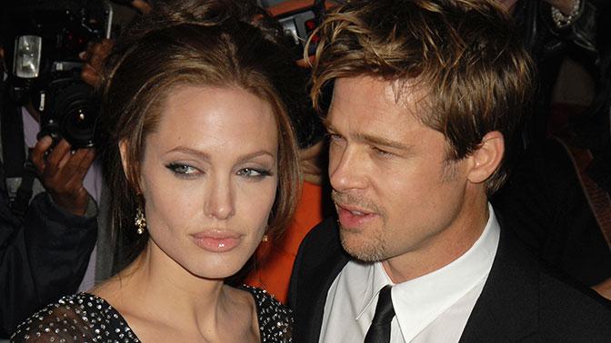СМИ: Джоли и Питт договорились об опеке над своими детьми
