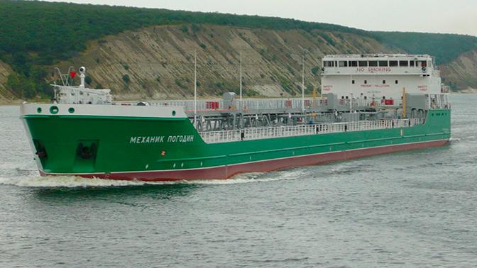 Моряки с «Механика Погодина» не могут сойти на берег из-за военного положения на Украине