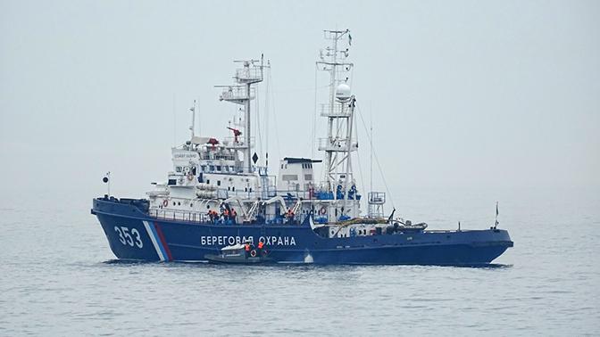 В ГД наградят российских пограничников за задержание катеров ВМС Украины в Керченском проливе