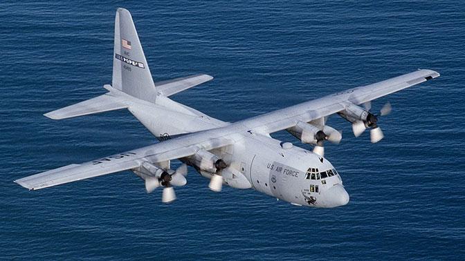 Береговая охрана Японии направила шесть кораблей в район столкновения военных самолетов США