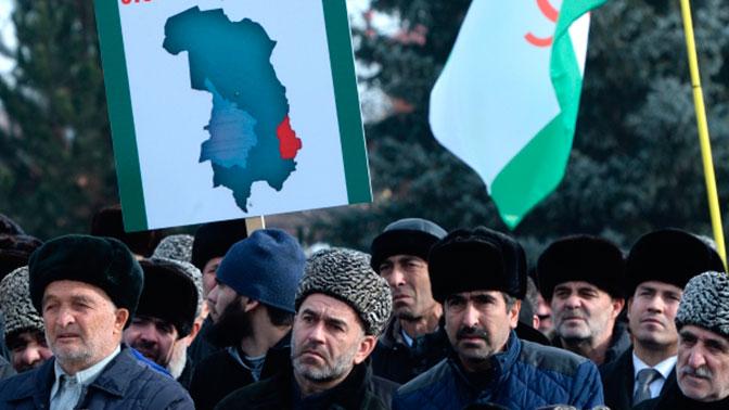 КС РФ одобрил соглашение о границе между Ингушетией и Чечней