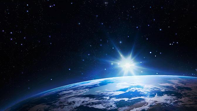 Названа основная версия рождения Земли