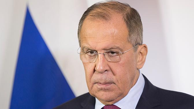 Лавров поставил под сомнение репутацию ЕС в вопросе разрешения Балканского кризиса