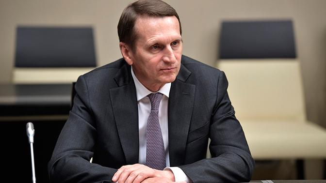 Руководитель СВР РФ: Снашей разведкой зарубежом— все впорядке