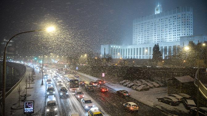 Названы пять лучших автомобилей для русской зимы