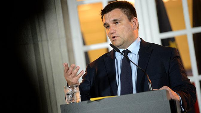 Климкин предложил ЕС ввести «креативные» санкции против России