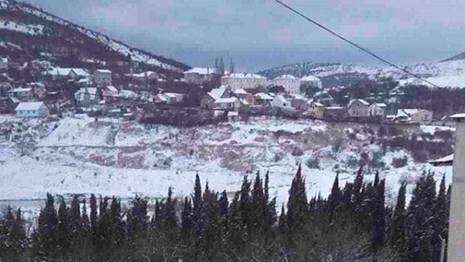 Южная Осетия и Крым остались без света