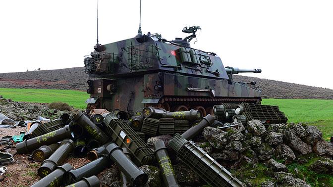 Эрдоган анонсировал начало военной операции в Сирии