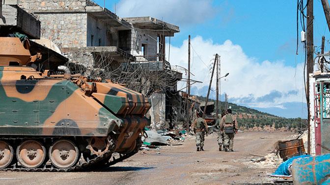 США назвали недопустимым проведение Турцией военных операций в Сирии