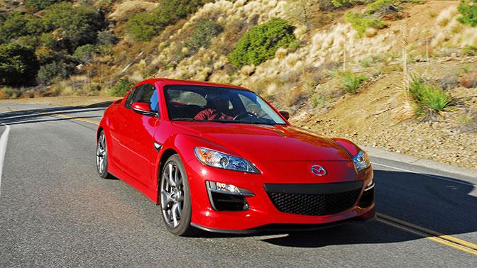 Mazda отзовет несколько тысяч автомобилей в России