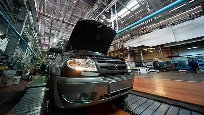 УАЗ «Хантер», «Патриот» и«Пикап» поднялись встоимости на 15 000— 18 000 руб.