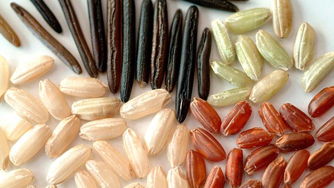 Бурый рис для похудения или диета на неочищенном рисе.