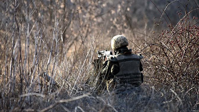 В ДНР сообщили о боестолкновении с разведчиками ВСУ