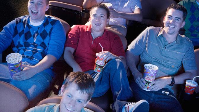 Стало известно, какое кино полюбилось россиянам в 2018-ом