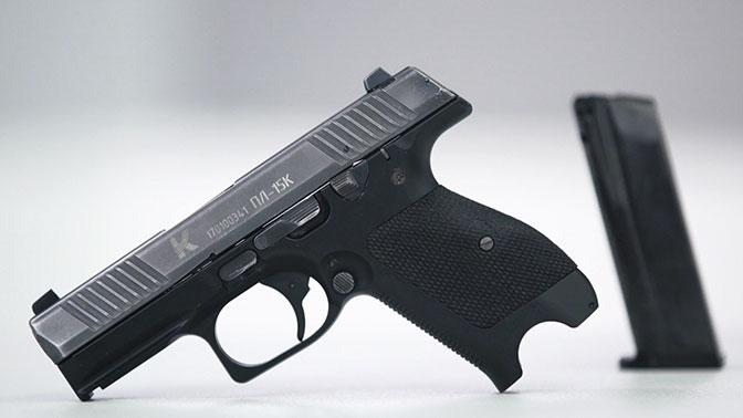 Спецназ США назвал фантастическим российский пистолет
