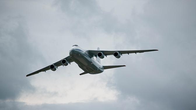 «Русланы» продолжат выполнять перевозки по программе НАТО