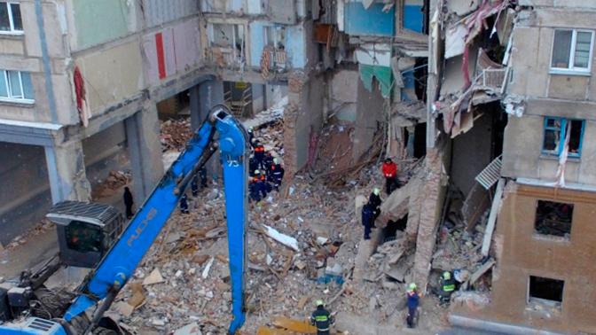 Медведев подписал распоряжение о выплате компенсаций пострадавшим от обрушения дома в Магнитогорске