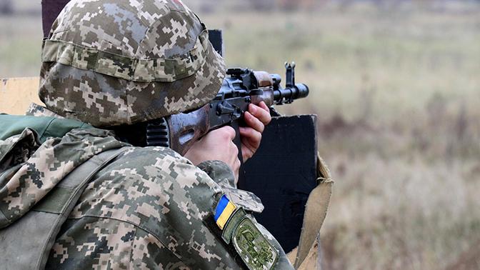 Украинские силовики случайно накрыли огнем свой спецназ под Ясиноватой
