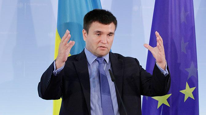 Украина отказала русским наблюдателям ОБСЕ вмониторинге выборов президента— Климкин