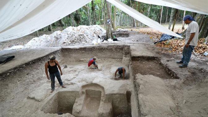 Археологи обнаружили в Гватемале уникальный объект майя